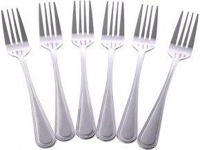 Jídelní vidlička | Smart Cook | nerezová | s reliéfem