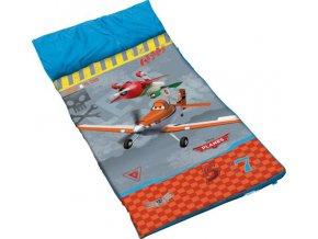 Spací pytel John Motiv letadel Planes, 140 x 60 cm