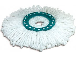 Leifheit Náhradní hlavice k Twist Mop Hlavice s mikrovlákna pro intenzivní vstřebávání nečistot. P