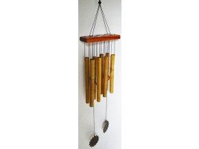 Zvonkohra | kov+dřevo | 67,5cm