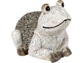 Žába | keramika | 29x24x22cm