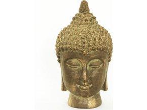 Socha Buddha   keramická   16x16x30cm