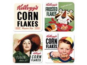 Podtácky Kellogg's Corn Flakes Flavour