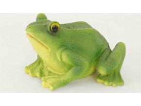 Žába | polyresinová dekorace | 14cm