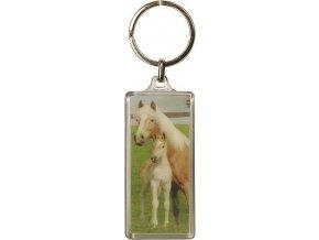 Klíčenka | 3D | Horses Dreams | kobyla a hříbě