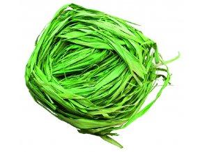 Raffia zelená 30g