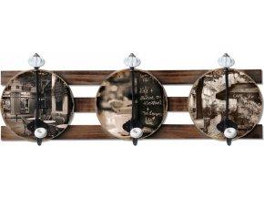 Háček, dřevěná dekorace