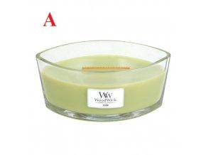 Vonná svíčka ve skleněné váze | WoodWick | 454g