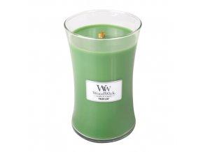 Vonná svíčka v oválné váze | WoodWick | 610g
