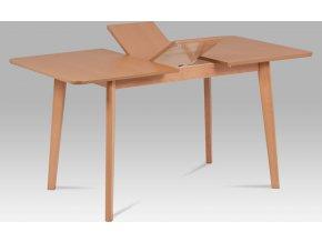 Jídelní stůl rozkládací 120+30x80, barva buk