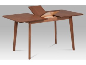 Jídelní stůl rozkládací 120+30x80, barva třešeň