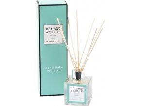 Aroma difuzér Heyland & Whittle Klementínka a Prosecco, 100 ml