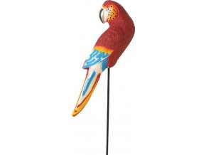 Papoušek plastový