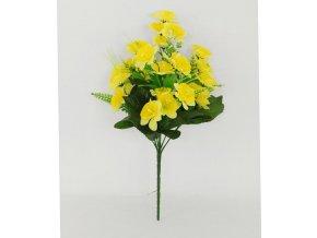 Umělé květiny - puget narcisek (bývalo PUG815585)