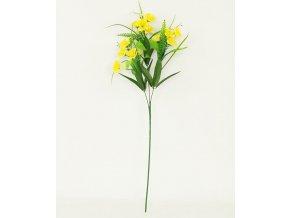 Umělé květiny - narcisky (bývalo PUG815608)