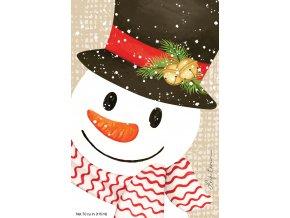 Vonný sáček Crafty Snowman