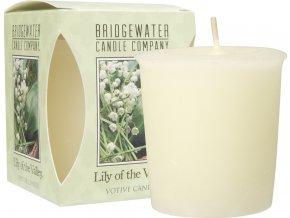 Votivní svíčka Lily of Valley