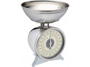 Kuchyňská váha chromová