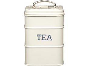 Plechová dóza Living Nostalgia na čaj