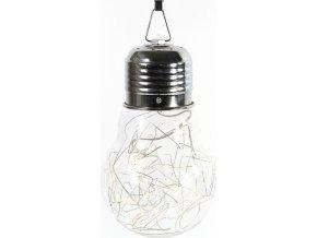 LED osvětlení žárovka s časovačem