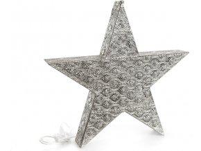 Osvětlení hvězda Arabica 50 cm