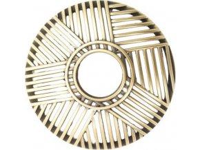 Prstenec na svíčku Yankee Candle Moroccan Copper, průměr 8 cm