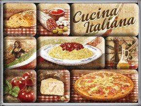 Magnetky na ledničku Cucina Italiana