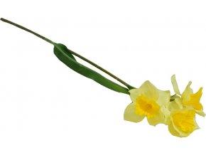 Umělá květina narcis