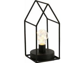 Lampa žárovka s konstrukcí