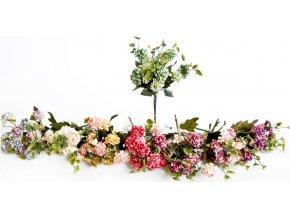 Podzimní aksamitník 28 cm