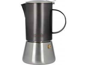 Konev na kávu La Cafetiére šedá