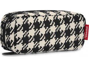 Kosmetická taška Reisenthel Černo-bílá s motivem padesátek | multicase