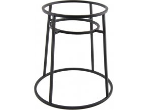 Stojan na svíčku WoodWick Výška 17,7 cm