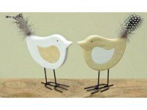 Ptáček | Dorthe | překližka | 13cm | 2 barvy