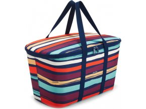 Chladicí taška Reisenthel Barevné pruhy | coolerbag