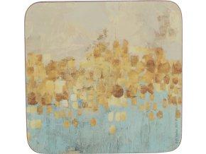 Korkové podložky Golden Reflections