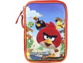 Školní penál s náplní Target Angry Birds, barevní ptáci
