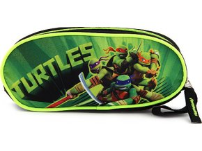 Školní penál Target Turtles, želvy Ninja