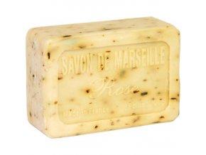 Mýdlo francouzské přírodní RŮŽE III 100g