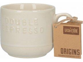 Keramický hrnek Origins na double espresso