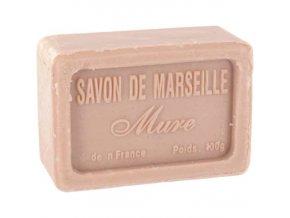 Mýdlo francouzské přírodní OSTRUŽINY 100g
