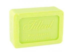 Mýdlo francouzské přírodní CITRÓN 100g