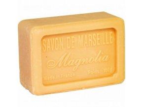 Mýdlo francouzské přírodní MAGNOLIE 100g