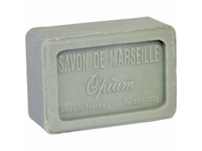 Mýdlo francouzské přírodní OPIUM 100g