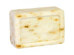 Mýdlo francouzské přírodní LEVANDULE III 100g