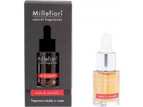 Aroma olej Millefiori Milano Natural, 15ml/Jablko a skořice