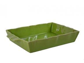 Zapékací mísa | zelená | 3 velikosti