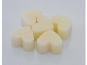 Mýdlo z ovčího mléka bílé ve tvaru set 3ks