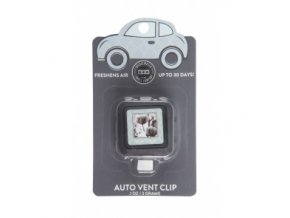 bw auto vent clip bw102 white cotton header