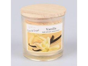 Vonná svíčka ve skle Vanilka 180g